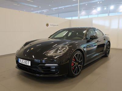 "begagnad Porsche Panamera GTS Panorama 21"" 460 hk"