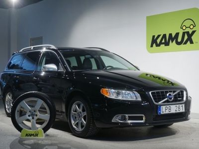usado Volvo V70 T4 R-Design Limited Edition MoK/SoV/Drag (180hk)