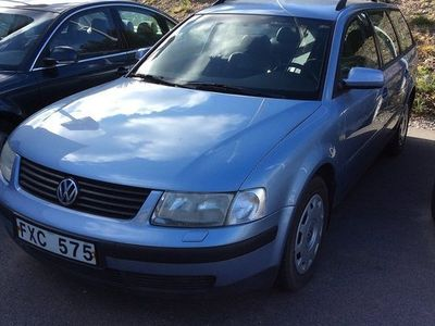 begagnad VW Passat VAR Turbo Highline 2000, Kombi 19 900 kr
