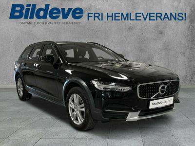 begagnad Volvo V90 CC D4 AWD Business