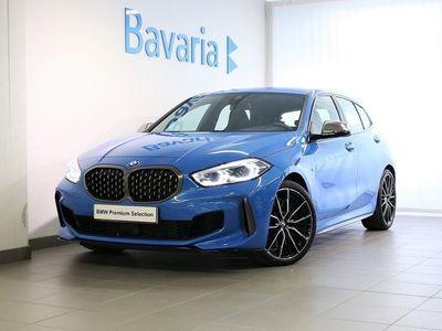 begagnad BMW M135 i xDrive 5-dörrar M-Sport Innovation Head-Up Nav Nypris 561