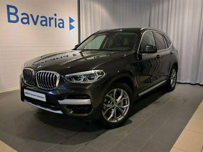 begagnad BMW X3 xDrive30e xDrive 30e X Line Dragkrok Adaptiv LED