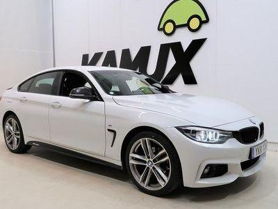 begagnad BMW 420 Gran Coupé xDrive | | M-Sport | Navi | 2018, Sportkupé 289 900 kr
