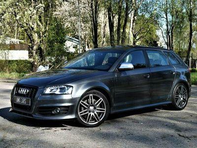 begagnad Audi S3 S3 S- TRONIC
