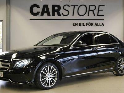 begagnad Mercedes E220 9G-Tronic
