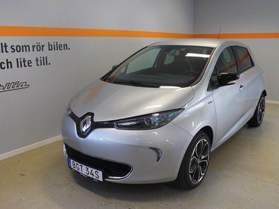 begagnad Renault Zoe R110 41 kWh Single Speed 109hk