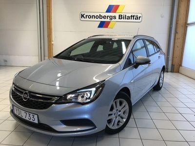 begagnad Opel Astra Sports Tourer Enjoy+ 1,4 T 125 Hk Manuell