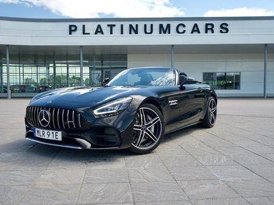 brugt Mercedes AMG GT Roadster FACELIFT / LEASEBAR / SV.SÅLD