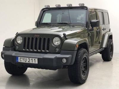 begagnad Jeep Wrangler Unlimited 3.6 V6 4dr