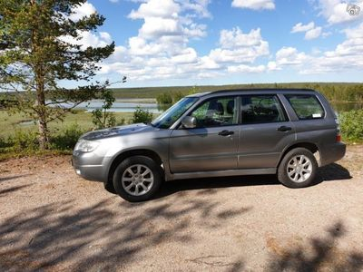 used Subaru Forester 4WD 2.0 automat 158 hk -07