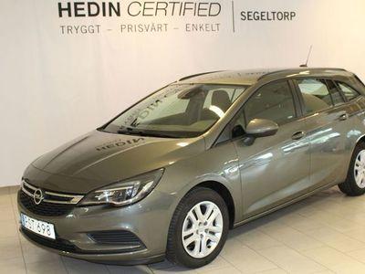 begagnad Opel Astra 1,6 CDTI 110HK TOURER ENJOY PLUS S+V-HJUL