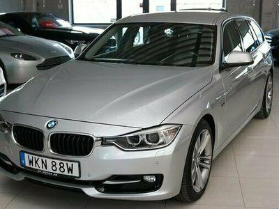 begagnad BMW 330 d Touring SPORT LINE HEADUP NAVI BACKKAMERA 2012, Kombi Pris 179 900 kr