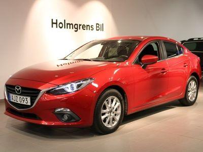 gebraucht Mazda 3 SEDAN 2.0 120 HK VISION NAVI