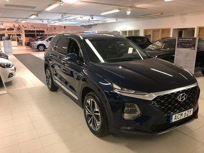 begagnad Hyundai Santa Fe Premium 2.2 CRDi 4WD Automat 200hk