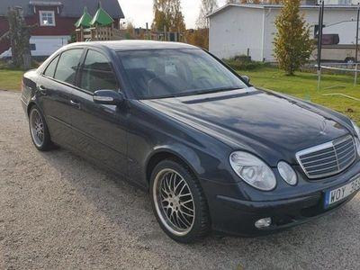 begagnad Mercedes E240 -03