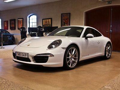 begagnad Porsche 911 Carrera 4S 991 400hk Välutrustad!
