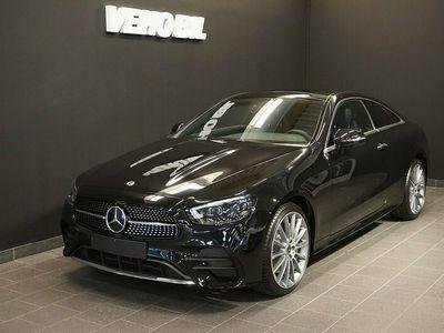 begagnad Mercedes 450 E4MATIC Coupé, 367hk