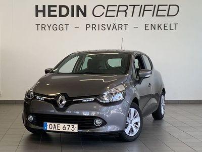 brugt Renault Clio TCe 90hk Expression *V-hjul*