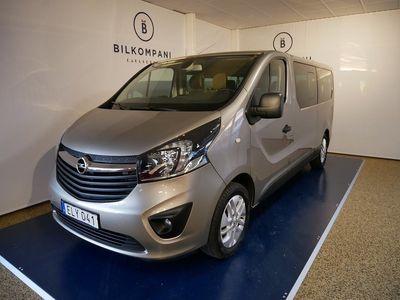 begagnad Opel Vivaro Combi 1,6 CDTI