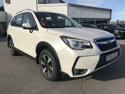 begagnad Subaru Forester 2.0i XS 4WD Lineartronic Euro 6 150hk