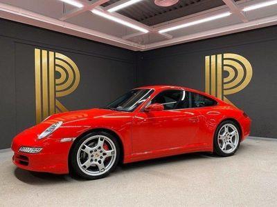 begagnad Porsche 911 Carrera 4S (355hk) Sv-såld / Spor