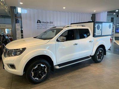 begagnad Nissan Navara NyaTekna WT Metall 3+1 Jakt Ed