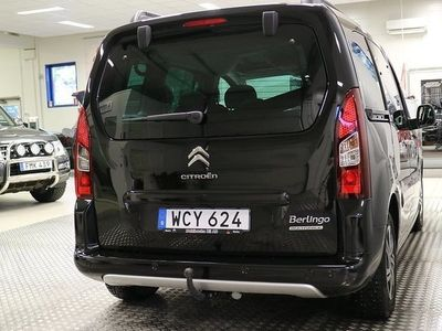 begagnad Citroën Berlingo HDI EGS Multispace