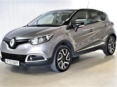 begagnad Renault Captur 0.9 TCe M5