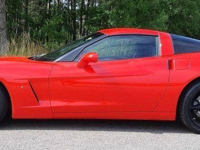 begagnad Corvette C6