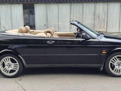 begagnad Saab 9-3 Cabriolet 2.0 nybesiktigad och skatt