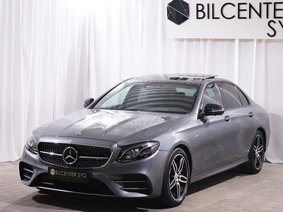 begagnad Mercedes E53 AMG AMG4MATIC + Hybrid