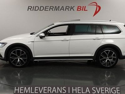 begagnad VW Passat Alltrack 2.0 TDI Sportscombi 4MOTION (240hk) Driver assist, Executive