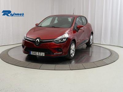 begagnad Renault Clio IV PhII Energy TCe 75 Zen 5-d 2019, Halvkombi 114 800 kr