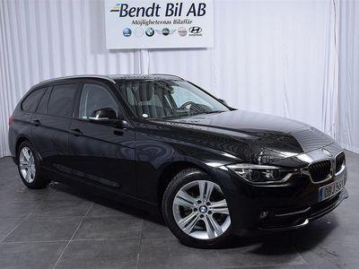 begagnad BMW 318 d Touring / Automat