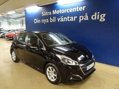 begagnad Peugeot 208 Active 5-dörrar 1.2 VTi Euro 6 82