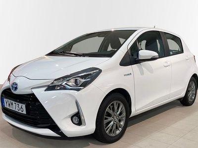 begagnad Toyota Yaris Hybrid 1.5 HSD 5-D ACTIVE 2018, Halvkombi 149 900 kr