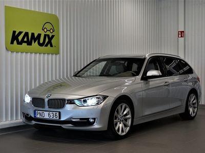 begagnad BMW 320 Touring Steptronic, 184hk, 2013