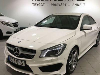 begagnad Mercedes CLA180 AMG /Årsskatt 602:-