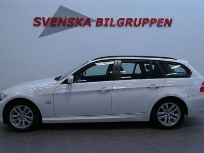 gebraucht BMW 320 d xDrive Sportline Aut Drag Pdc LM S+V Kombi