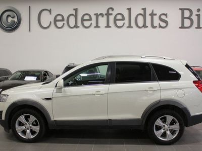 begagnad Chevrolet Captiva 2.2 VCDi AWD Hydra-Matic 7-sits/1-Ägare