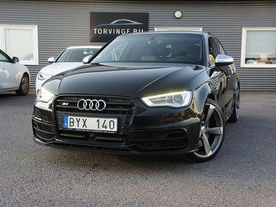 begagnad Audi S3 Sportback 2.0 TFSI quattro 300hk Euro 6