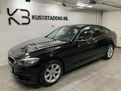 begagnad BMW 318 Gran Turismo d Euro 6