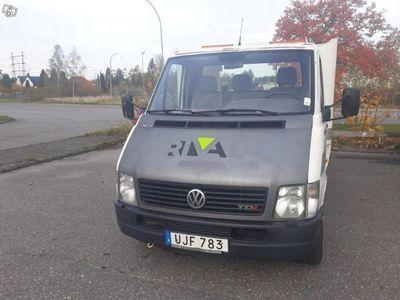 begagnad VW LT 35 biltransport -04