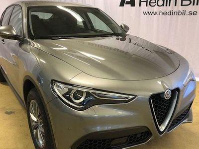 begagnad Alfa Romeo Stelvio 2.0 200HK Bensin 8 steg au -17