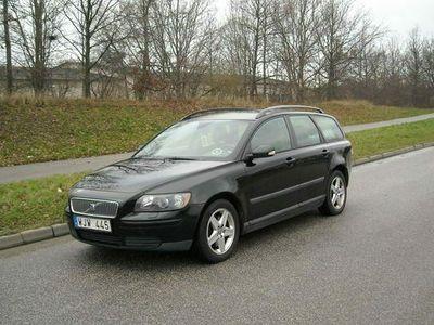 begagnad Volvo V50 2,4 2005, Kombi Pris 16 900 kr