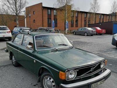 begagnad Volvo 142 Deluxe 1974