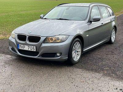 begagnad BMW 318 d Touring 143hk Sport Line