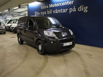 begagnad Peugeot Bipper 1,3 HDI STT LÅGA MIL -11