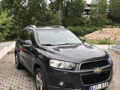 second-hand Chevrolet Captiva 2.2D 4WD AUT 184hk 7 sits -13