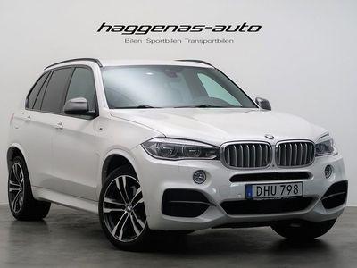begagnad BMW X5 M50 D / Bang